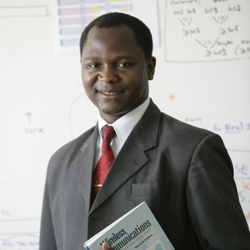 Photo of David Ndzi